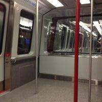 Photo taken at South Terminal Transit Loop (A-B-S) by Kym H. on 7/20/2012