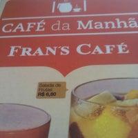 Photo taken at Fran's Café by Aline d. on 5/23/2012