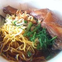 Photo taken at ก๋วยเตี๋ยวน่องไก่ตุ๋น อ.เชียงกลาง by Get Do S. on 4/4/2012