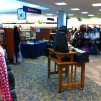 Photo taken at FIU Bookstore by Jose R. on 4/4/2012