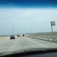 Photo taken at Howard S. Stainton Memorial Causeway by Frances-Melisa Q. on 7/7/2012