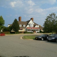 Photo taken at The Golf Club at Brickshire by Jerry Lucas B. on 8/30/2012