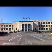 Photo taken at Escuela Universitaria de Arquitectura Técnica - EUATM (UPM) by Juha v. on 2/18/2012