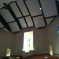 Photo taken at First Baptist Church Of New Port Richey by Eatery A. on 4/8/2012