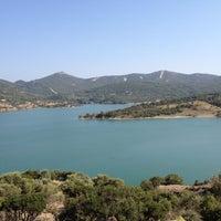 Photo taken at Gökçeada by Huseyin E. on 7/26/2012
