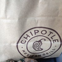 Photo taken at Chipotle Mexican Grill by T W. on 6/30/2012