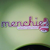 Photo taken at Menchie's Frozen Yogurt by Bailey K. on 7/11/2012