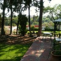 Photo taken at Parador del Cortijo by Van Der C. on 5/8/2012