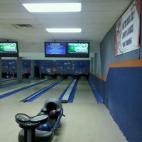 Photo taken at Garwood Lanes by Chris B. on 3/11/2012