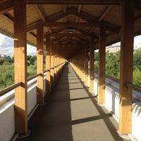 Photo prise au Ростокинский акведук par Tatyana L. le8/7/2012