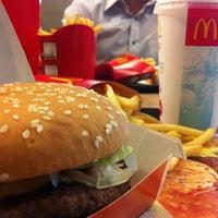 Photo taken at McDonald's & McCafé by Melissa Q. on 3/7/2012