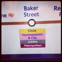 Photo taken at Baker Street by DC on 5/28/2012