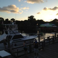 Photo taken at Rum River Tiki by Cathy P. on 7/29/2012