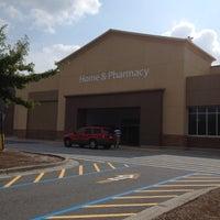 Photo taken at Walmart Supercenter by Knikkolette C. on 7/20/2012