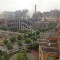 Photo taken at University Hall by University of Cincinnati A. on 8/17/2012