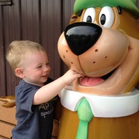 Photo taken at Yogi Bear's Jellystone Park™ at Barton Lake - Fremont IN by Mike P. on 5/26/2012