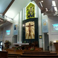 Photo taken at Church of Our Lady Of Perpetual Succour by mcsor on 7/15/2012