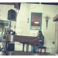 Photo taken at Mandolin Cafe by Emmanuel P. on 5/17/2012