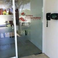 Photo taken at CIn - Centro de Informática da UFPE by Bruno M. on 9/1/2012