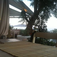 Photo taken at Sea Side by Notos by Christos A. on 8/8/2012