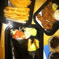 Photo taken at Iron Sushi by Yuji T. on 6/22/2012