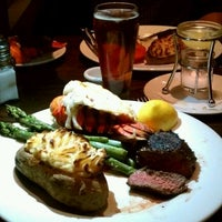 Photo taken at The Keg Steakhouse + Bar by Becky C. on 5/18/2012
