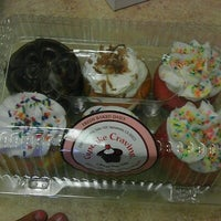 Photo taken at Cupcake Craving by Russell G. on 4/22/2012