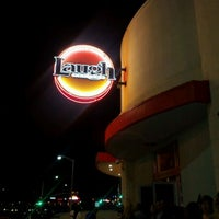 Photo taken at Laugh Factory Long Beach by Jeanette H. on 2/5/2012