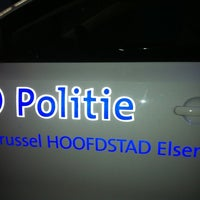 Photo taken at Centraal Commissariaat Politie Brussel / Commissariat Central de Police de Bruxelles by Dries D. on 6/8/2012