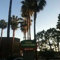 Photo taken at Courtyard Los Angeles LAX/Century Boulevard by Keller P. on 3/21/2012