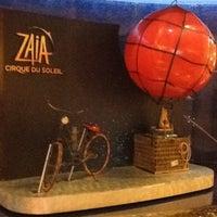 Photo taken at Zaia by Dan-i-er on 2/19/2012