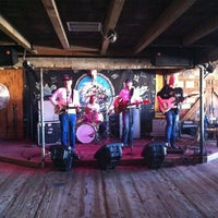 Photo taken at Pappy & Harriet's Pioneertown Palace by Joe C. on 6/9/2012