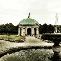 Photo taken at Hofgarten by Raimund V. on 7/11/2012