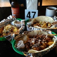 Photo taken at Good 2 Go Taco by Kevin T. on 7/17/2012