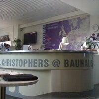 5/16/2012 tarihinde Jimena G.ziyaretçi tarafından St Christopher's at the Bauhaus'de çekilen fotoğraf