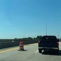 Photo taken at I-94/I-96 Interchange by 📻📲 Radio23.org on 7/21/2012