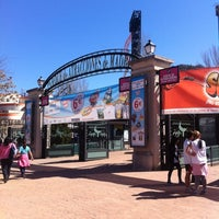 Photo taken at Parque de Atracciones de Madrid by Daniel M. on 3/11/2012