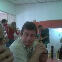 Photo taken at Sirva-se Bem Restaurante by Rodrigo M. on 7/30/2012