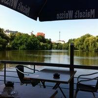 Das Foto wurde bei Bootshaus Stella am Lietzensee von Frank R. am 6/18/2012 aufgenommen