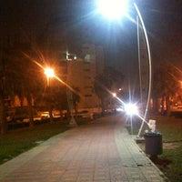 Photo taken at (الممشى (شارع فيصل بن فهد by Reda S. on 3/24/2012