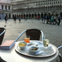 Photo taken at Caffè Florian by Cathy B. on 7/22/2012