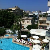 Photo taken at Best Western Plaza Hotel by Barış B. on 7/14/2012