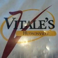 Photo taken at Vitale's Pizzeria & Lounge by Susanne on 7/21/2012