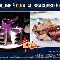 Photo taken at Trattoria Il Bragosso by Trattoria Il Bragosso on 4/18/2012
