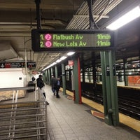 Photo taken at MTA Subway - Atlantic Ave/Barclays Center (B/D/N/Q/R/2/3/4/5) by Biggz on 3/28/2012