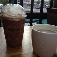 Photo taken at Starbucks by Povilas J. on 8/16/2012