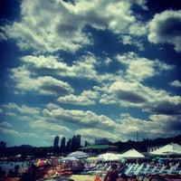 Снимок сделан в Пляж «Ланжерон» пользователем Влад К. 6/28/2012