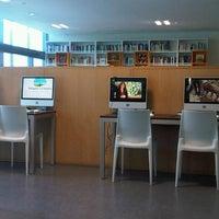 Photo taken at Mediateca Parque de las Ciencias by Almudayna P. on 8/30/2012