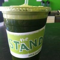 Photo taken at The Stand Juice Company by Nikki K. on 4/12/2012