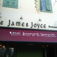 Photo taken at The James Joyce Irish Pub & Restaurant by Geoff D. on 6/24/2012